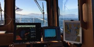 Cruiser's College Class New Technology for Navigation