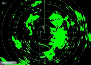Cruiser's Collge Radar for Navigation Class