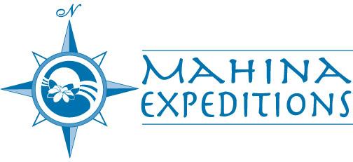 Logo for Mahina Expeditions
