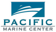Logo for Pacific Marine Center