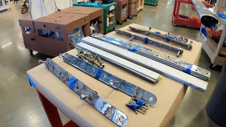 Chain Plates