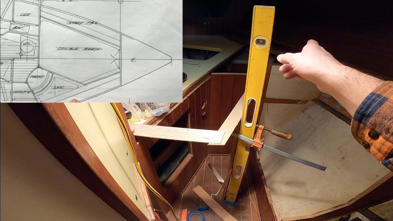 Woodwork V-Birth
